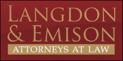 Langdon & Emison Law Firm